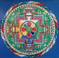 Compassion Sand Mandala