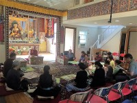 Tibetan Family Retreat (w/ Tibet Fund)