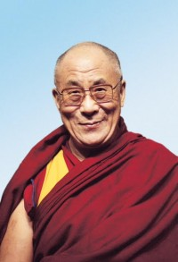 Living Compassion:  The Dalai Lama's Life Story in Music, Words, and Pictures