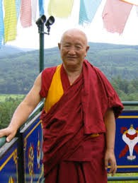 Long Life Puja for Gyumed Khensur Rinpoche