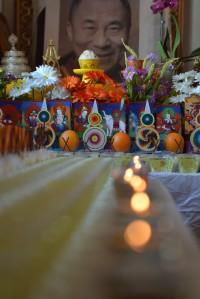 Thousand Buddha Prayer Offering (Monlam Chenmo)