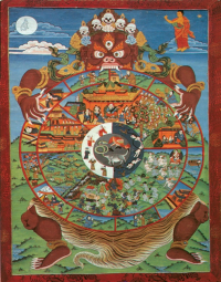 Wake Up, Now! Transforming Our Lives Through the Buddha's Wheel of Life (Session 7)