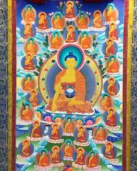 Teaching on the 35 Buddha's Practice