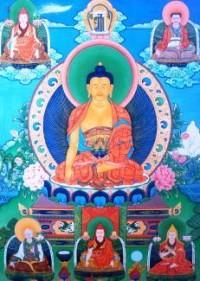 Four Main Tibetan Buddhist Lineages