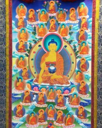 35 Buddha's Practice