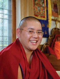 Yongzin Ling Rinpoche Blessing Ceremony