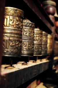 Buddhist Prayer (Puja) and Meditation (Medicine Prayer)