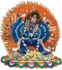 Yamāntaka Completion Stage