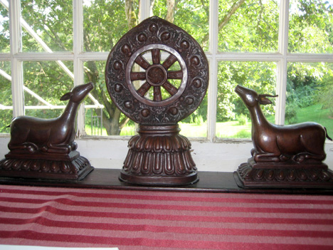 Chokhor Duchen (First Turning of the Wheel of Dharma)